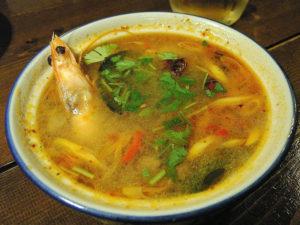 Sudostasiatische Kuche Zhing Sam Restaurant Koln